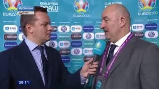 Соперники сборной России на чемпионате Европы по футболу 2020 года. Новости Первый канал.