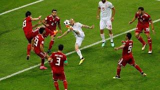 Иран-Испания - 0:1