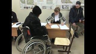 На избирательных участках Самарской области созданы условия для голосования маломобильных граждан