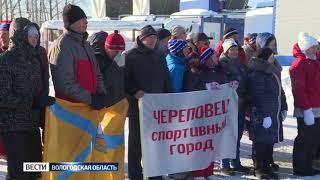 Мороз не помеха: пенсионеры участвуют в лыжной гонке
