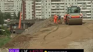 Откроют Волочаевскую
