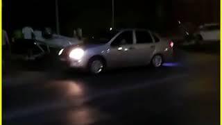 "Авария в районе 31 ""А"" микрорайона Актау"