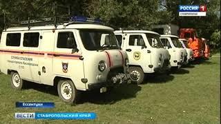У ставропольских пассовцев - большая тренировка