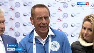 Прямое включение: на барнаульском гребном канале стартовал Кубок чемпионов