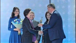 Губернатор Югры вручила премию «Импульс добра» лучшей программе поддержки социального бизнеса