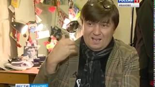 Ивановский актер покоряет столичные театральные подмостки