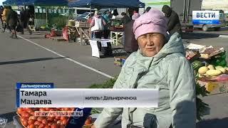 Диаспоры, живущие в Приморье, представили свои кухни на ярмарке в Дальнереченске