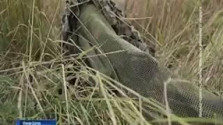 Снайперы ЮВО провели учения в горных лесах Южной Осетии
