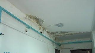 25 лет мучений: в одной из многоэтажек Лангепаса продырявилась крыша