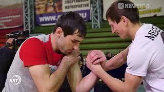 Дагестанцы в составе сборной России по армрестлингу выступят на чемпионате и первенстве Европы