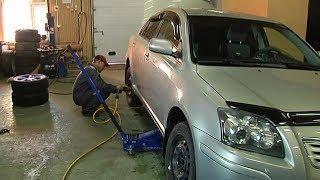 Югорчане в срочном порядке начали «переобувать» свои автомобили