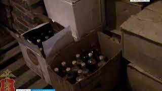 В Красноярске отправили в тюрьму изготовителя поддельного алкоголя