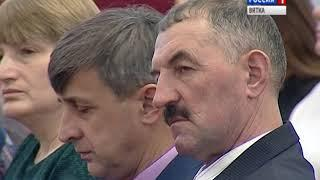Совещание с главами муниципальных образований под руководством главы региона(ГТРК Вятка)