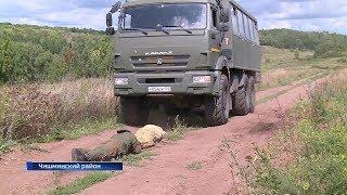 Корреспондент «Вестей» вместе с бойцами прошел психологическую тренировку