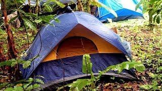 Югорские подростки учатся выживать в лесу