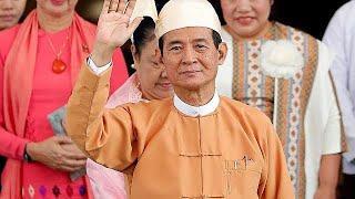 Новый президент Мьянмы — вновь гражданский