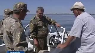 Деятельность браконьеров наносит урон экосистеме Цимлянского водохранилища