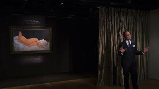 «Лежащая обнаженная». Как продали самую дорогую картину в истории Sotheby's