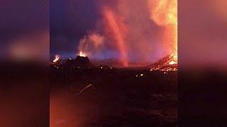 Извержение на Гавайях: новая эвакуация