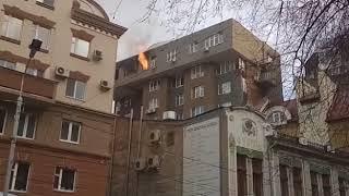 Пожар в многоэтажном доме в Самаре тушили 68 человек