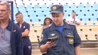 Экзамен на вступление в ряды кадетов МЧС сдали школьники из ЕАО(РИА Биробиджан)