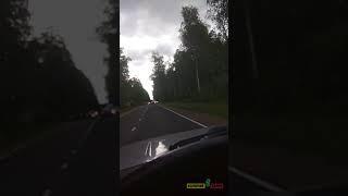 Смертельное ДТП на Варламовке, г. Саров, 10.06.2018
