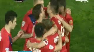 """Футбольный """"Енисей"""" проиграл в последнем матче, но все равно впервые вышел в Премьер-лигу"""