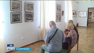 Выставка пермского художника Михаила Павлюкевича открылась в художественном музее имени Нестерова