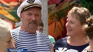 В День военно-морского флота в поселке Бурмакино открыли памятник флотоводцу Федору Ушакову