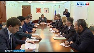 В Правительстве Марий Эл обсудили вопросы подготовки Лесного плана