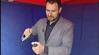 Инструменты нового поколения. В Челябинске открылась дачная ярмарка