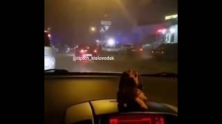 """В Кисловодске перевернулась """"Нива"""". Есть пострадавшие"""