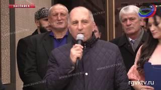 В Каспийске открылась новая Академия бокса