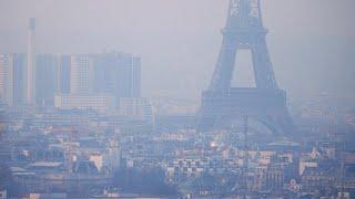 Детская смертность из-за грязного воздуха
