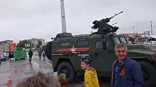 Автопробег имени Героя Советского Союза Ивана Щипакина стартовал в Ставрополе