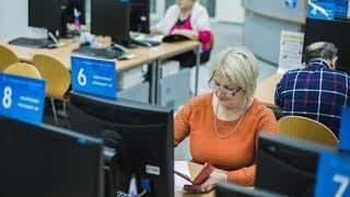 100 югорских пенсионеров повысили цифровую грамотность