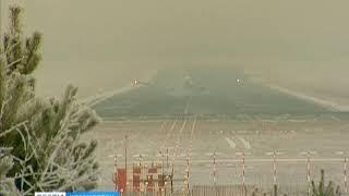 Пассажирский Боинг, вылетевший из Красноярска, экстренно вернулся обратно