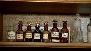 Лекарства из прошлого: аптека № 8 работает больше века в Краснодаре