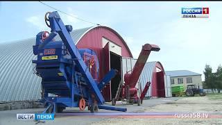 В Пензенской области планируют собрать 2 млн. тонн зерна