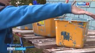 Преобразуются все трансформаторные будки Архангельска