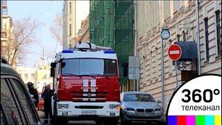 Обрушившийся накануне дом в Пушкаревском переулке решили сносить