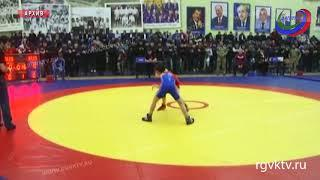 В Каспийске пройдет Международный турнир по греко-римской борьбе среди юниоров