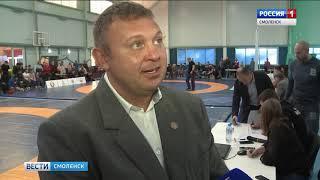Российские вольники испытали себя на турнире в Смоленске