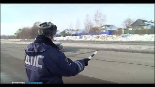 В Марий Эл проходит профилактическая операция ГИБДД «Встречная полоса» - Вести Марий Эл