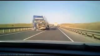 Авария под Самарой