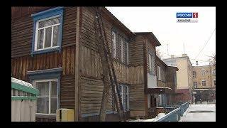 Жилище и быт Хакасии в годы Великой Отечественной