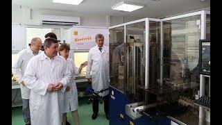 Андрей Бочаров: единый лабораторно-диагностический центр – один из лучших в ЮФО