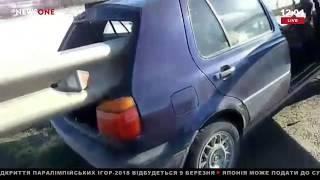 Смертельное ДТП во Львовской области: отбойник прошил автомобиль насквозь 09.03.18