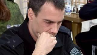 В Саратове прошёл чемпионат Росгвардии по шахматам