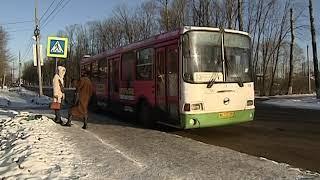 Движение автобусов в Ярославле восстановлено